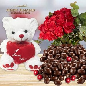 Valentine Day Special Gift,Premium Cherry covered